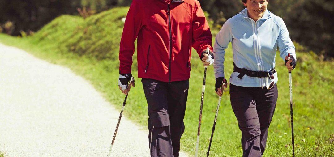 Rozhovor s inštruktorkou nordic walking Silviou Sórádovou