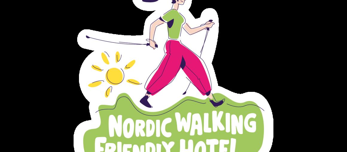 """NORDIC  WALKING  FRIENDLY  HOTELS"""
